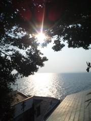 梅田絵理子 公式ブログ/江ノ島へ 画像2
