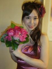 梅田絵理子 公式ブログ/ブーケゲット 画像2
