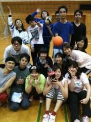 梅田絵理子 公式ブログ/スポーツ大会 画像3