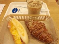 梅田絵理子 公式ブログ/今日の朝ごパン 画像1