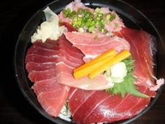 梅田絵理子 公式ブログ/築地で海鮮丼 画像1