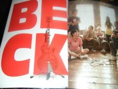 梅田絵理子 公式ブログ/「BECK」 画像1