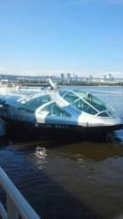 梅田絵理子 公式ブログ/水上バスに乗って(1) 画像1