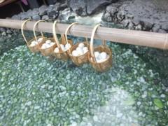 梅田絵理子 公式ブログ/西の河原露天風呂 画像1