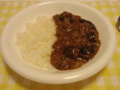 梅田絵理子 公式ブログ/クッキング-ナスと挽肉のカレー- 画像1