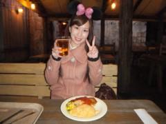 梅田絵理子 公式ブログ/ディズニーシー(1) 画像2