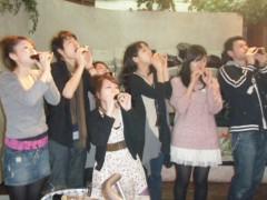 梅田絵理子 公式ブログ/無言で恵方巻きを食す 画像1