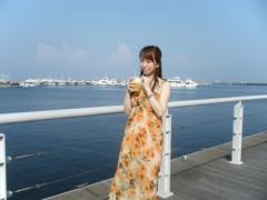 梅田絵理子 公式ブログ/横浜へGO 画像2