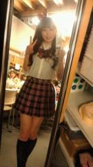 梅田絵理子 公式ブログ/女子高生になりました 画像2