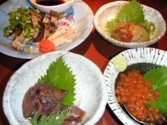 梅田絵理子 公式ブログ/海の幸 画像2