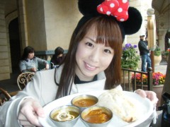 梅田絵理子 公式ブログ/夢の国へGO 画像2