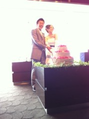 John 公式ブログ/結婚式… 画像2