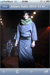 John 公式ブログ/Fashion week ...JOTARO SAITO 画像1