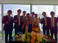 John 公式ブログ/結婚式… 画像1