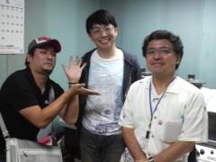 木下博勝 公式ブログ/暑いです 画像3