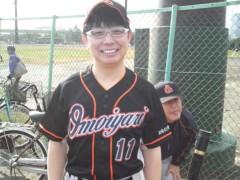木下博勝 公式ブログ/早朝、野球の試合 画像1
