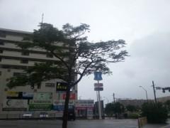 木下博勝 公式ブログ/台風23号が上陸している、沖縄におります。 画像1
