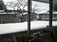 木下博勝 公式ブログ/病院の窓から一枚 画像1
