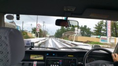 木下博勝 公式ブログ/今季、初めて雪を見ました 画像2