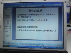 木下博勝 公式ブログ/白血病の講義準備 画像1