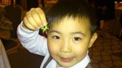 木下博勝 公式ブログ/昨夜、タイシから英語で話しかけられ 画像1