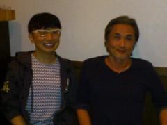 木下博勝 公式ブログ/織田哲郎さんとご一緒させていただきました 画像1