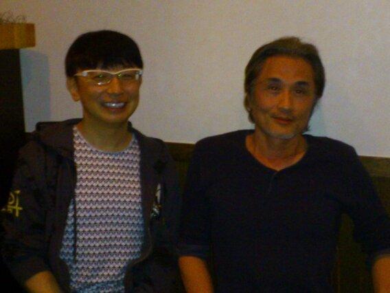 木下博勝: 木下博勝 公式ブログ/織田哲郎さんとご一緒させていただきまし