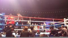 木下博勝 公式ブログ/昨夜は、亀田興毅選手の世界戦を、リングサイドで観戦しました。 画像1