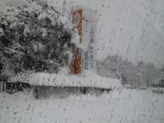 木下博勝 公式ブログ/大雪です 画像1