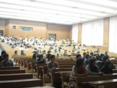 木下博勝 公式ブログ/龍谷大学の新入生にお話させて頂けました 画像3