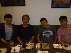 木下博勝 公式ブログ/織田哲郎さんとご一緒させていただきました 画像2