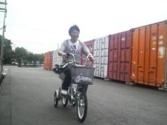 木下博勝 公式ブログ/自転車似合いますか? 画像1