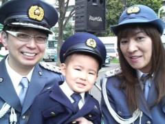 木下博勝 公式ブログ/向島警察署、1 日副署長を務めさせて頂きました。 画像1