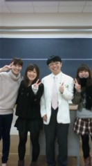 木下博勝 公式ブログ/学生は宝、かっこつけてみました 画像3