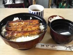 木下博勝 公式ブログ/最近、うなぎにはまってます 画像1