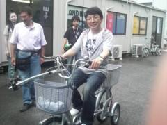 木下博勝 公式ブログ/自転車似合いますか? 画像2