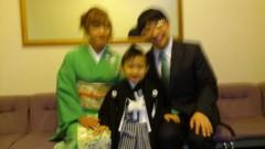木下博勝 公式ブログ/753を終えて、大維志にも、将来はこんな男になって欲しいと思います、 画像2
