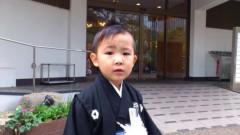 木下博勝 公式ブログ/753を終えて、大維志にも、将来はこんな男になって欲しいと思います、 画像1