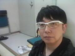 木下博勝 公式ブログ/控え室です 画像1