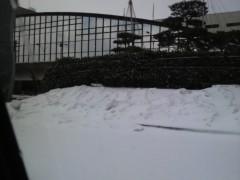 木下博勝 公式ブログ/雪、雪、やっと到着しました 画像1