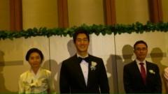 木下博勝 公式ブログ/韓国の結婚式、初めて出席しました。 画像3