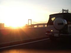 木下博勝 公式ブログ/首都高速から 画像1
