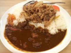 木下博勝 公式ブログ/昼は松屋で 画像1