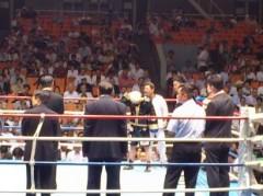 木下博勝 公式ブログ/WBA、スパーフライ級、女子世界、新チャンピオン、山口直子 画像2