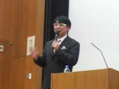 木下博勝 公式ブログ/龍谷大学の新入生にお話させて頂けました 画像2