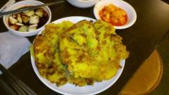 木下博勝 公式ブログ/韓国では、チジミにはマッコリが定番です 画像2