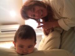 木下博勝 公式ブログ/今朝はタイシの寝起きに遭遇しました。 画像1