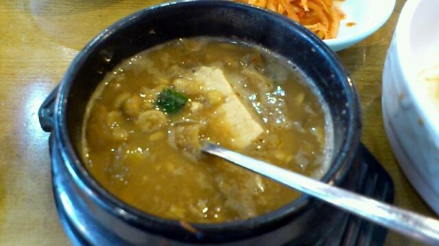 木下博勝: 木下博勝 公式ブログ/韓国での昼御飯