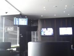 木下博勝 公式ブログ/空港のラウンジにいます 画像1