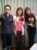 三枝夕夏 IN db 公式ブログ/☆収録☆ 画像1